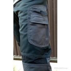 Брюки WURTH / MODYF Premium черного цвета