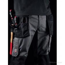 Брюки WURTH / MODYF с навесными карманами CETUS серый/антрацитовый