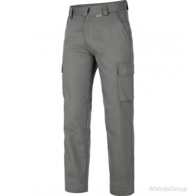 Брюки WURTH/MODYF классические серые 100% cotton