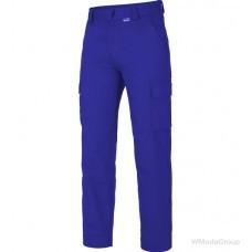 Брюки WURTH/MODYF классические синие 100% cotton
