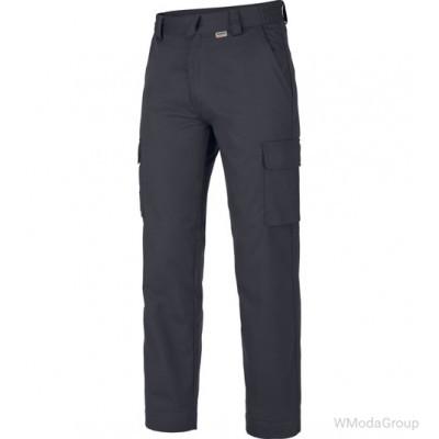 Брюки WURTH/MODYF классические темно-синие 100% cotton