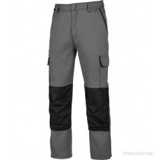 Комбинированные брюки WURTH / MODYF CLASSIC GREY / BLACK