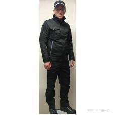 Куртка WURTH / MODYF STRETCH X черный