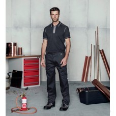 Классические черные брюки WURTH / MODYF