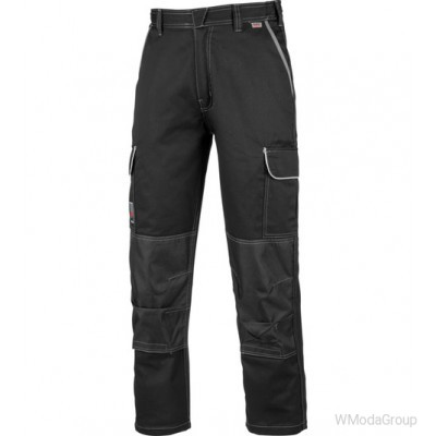 Комбинированные брюки WURTH / MODYF CLASSIC BLACK / GREY