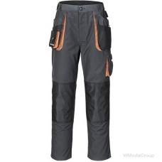 Мужские брюки Terratrend Job темно-серый / черный