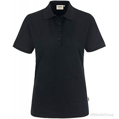 Женская рубашка-поло HAKRO Performance - 216 черная