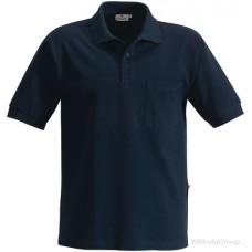Рубашка-поло Hakro 802 унисекс с нагрудным карманами