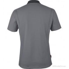 Рубашка-поло WURTH / MODYF STRETCH X, серая