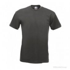 Мужская футболка Премиум светлый графит