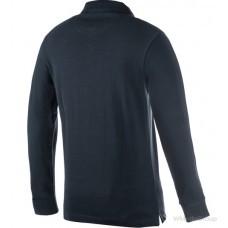 Рубашка-поло WURTH / MODYF с длинным рукавом JOB антрацит