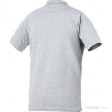 Рубашка-поло WURTH / MODYF JOB серая