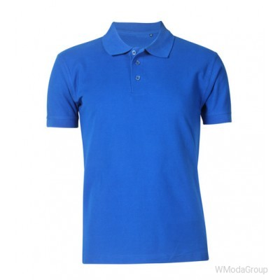 Рубашка-поло MODYF BASIC ROYAL BLUE