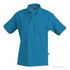 Рубашка поло MODYF синяя