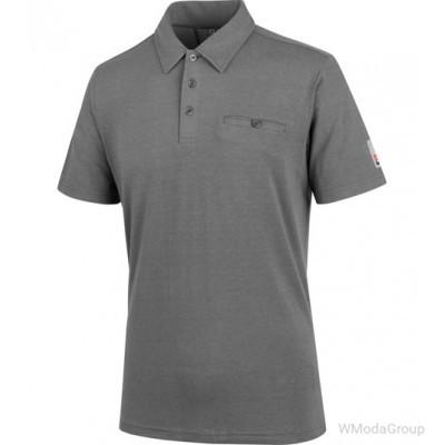 Рубашка-поло WURTH / MODYF NATURE, серый гранит
