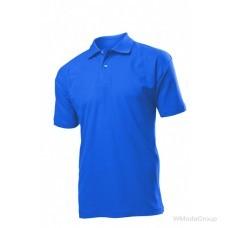 Рубашка-поло STEDMAN ST3000 васильковая
