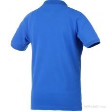 Рубашка-поло WURTH / MODYF JOB синяя