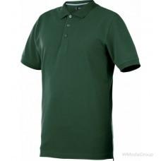 Рубашка-поло WURTH / MODYF JOB зеленая