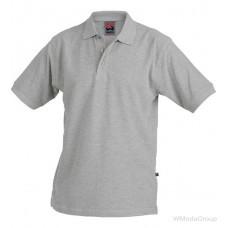 Серая рубашка-поло WURTH / MODYF