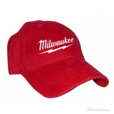 Бейсболка шестипанельная MILWAUKEE