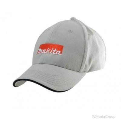 Оригинальная кепка бейсболка MAKITA серый графит