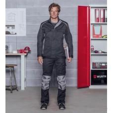 Куртка WURTH / MODYF CETUS антрацит с серым