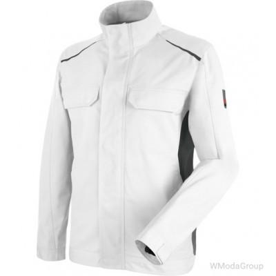 Куртка WURTH / MODYF CETUS бело-антрацитовая