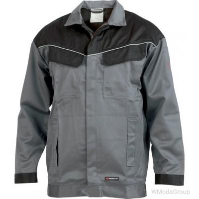Куртка сварочная multinorm MODYF серая с черным