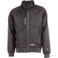 Куртка WURTH / MODYF SOFTSHELL HYBRID LINE черная