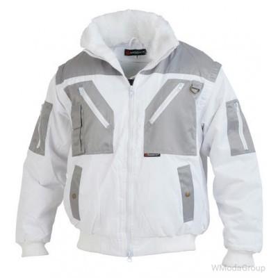 Куртка WURTH / MODYF NEVADA белая с серым