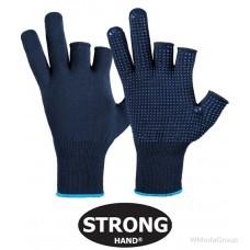 Перчатки нейлоновые синие MISHAN stronghand