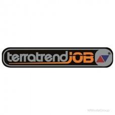 Полукомбинезон Terratrend Job темно-серый / черный