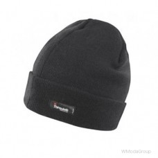Шапка Result Lightweight thinsulate hat Черный