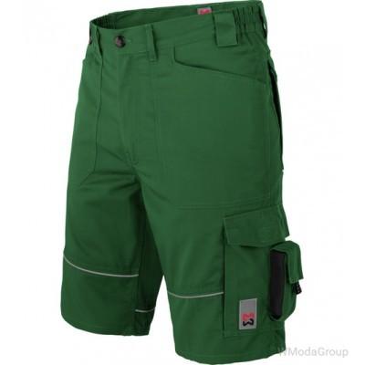 Шорты WURTH / MODYF STARLINE PLUS зеленые