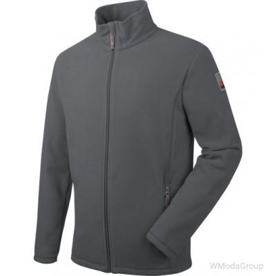 Флисовая куртка WURTH / MODYF STARLINE, серая