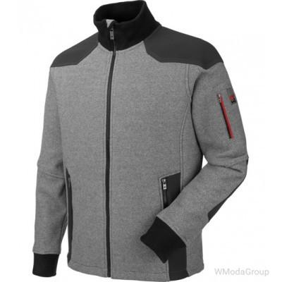 Куртка флисовая WURTH / MODYF NATURE, серый гранит