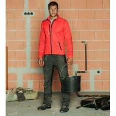 Куртка флисовая WURTH / MODYF ONE RED