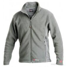 Куртка из флиса MODYF серого цвета
