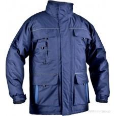 Куртка парка WURTH / MODYF TEAMLINE темно-синяя