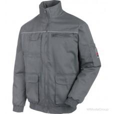 Куртка теплая зимняя WURTH / MODYF Classik GRAU