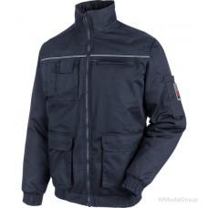 Куртка теплая зимняя WURTH / MODYF Classik темно-синяя