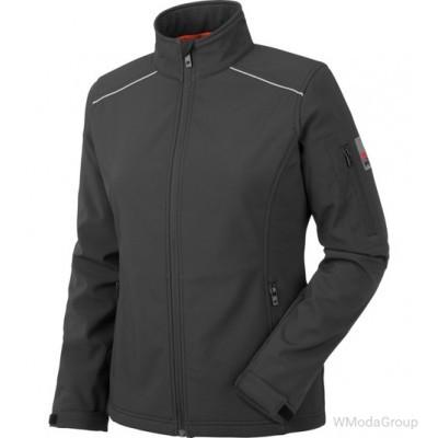 Куртка женская SOFTSHELL WURTH / MODYF CITY LADY BLACK