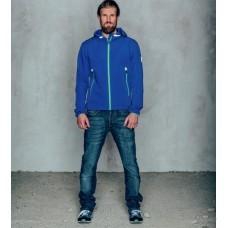 Куртка SOFTSHELL WURTH / MODYF летняя синяя
