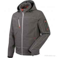 Куртка SOFTSHELL WURTH / MODYF ARTIC серая