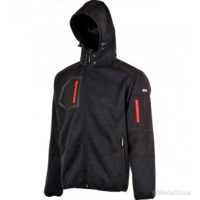 Куртка WURTH / MODYF SOFTSHELL ASPEN, черная