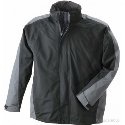Теплая куртка 2-в-1 James Nicholson JN170