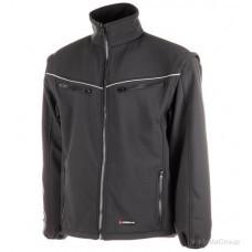Теплая зимняя куртка 3 в 1 WURTH / MODYF EN 343 3.3 серый черный