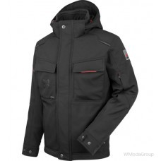 Зимняя куртка WURTH / MODYF SOFTSHELL SCORPIUS BLACK