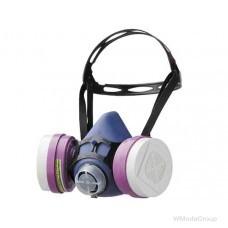 Полумаска Honeywell Valuair с комплектами фильтров и аксессуаров