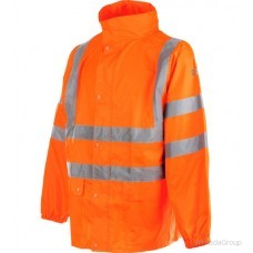 Дождевик WURTH / MODYF повышенной видимости EN 20471 оранжевый